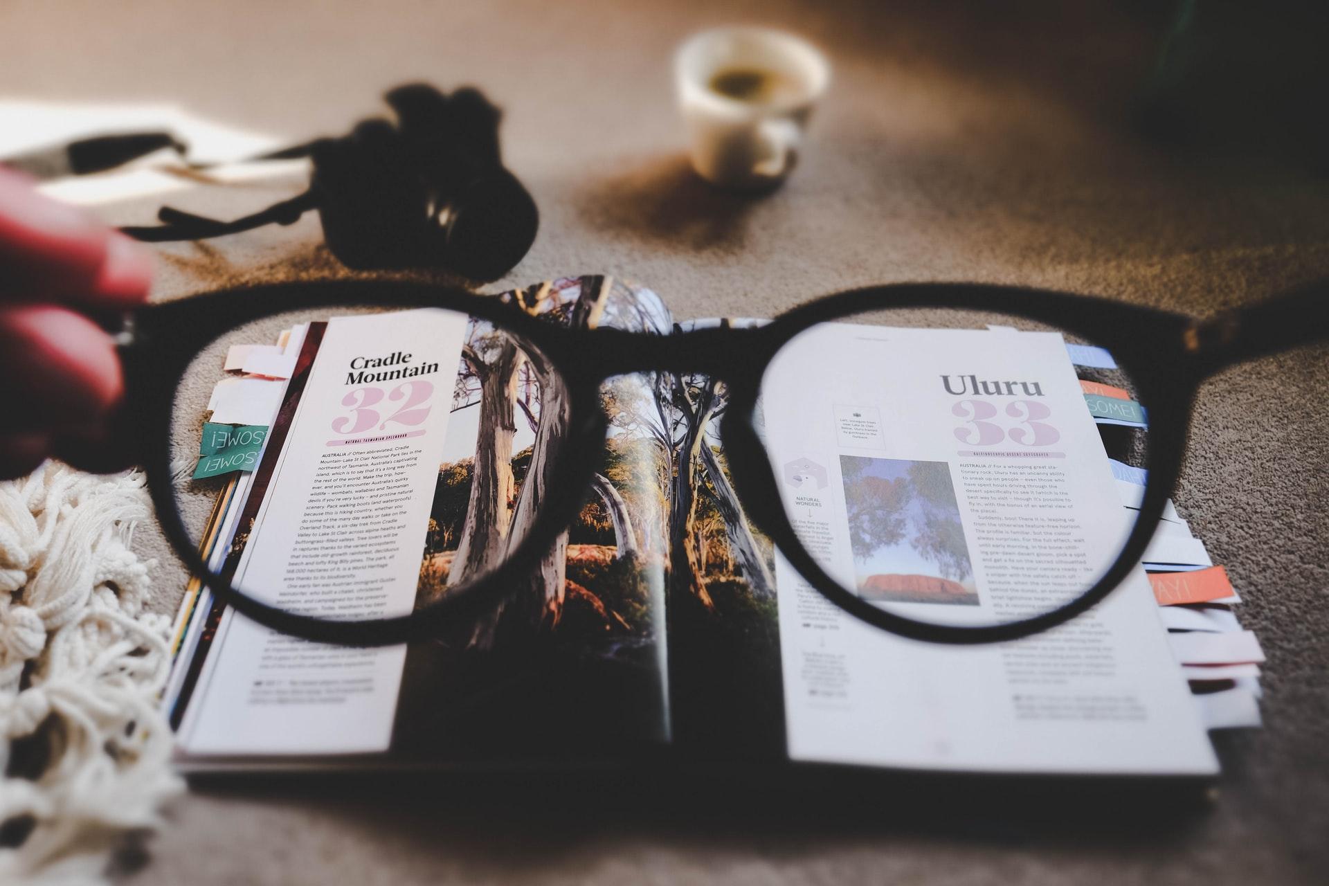 ビジネス雑誌