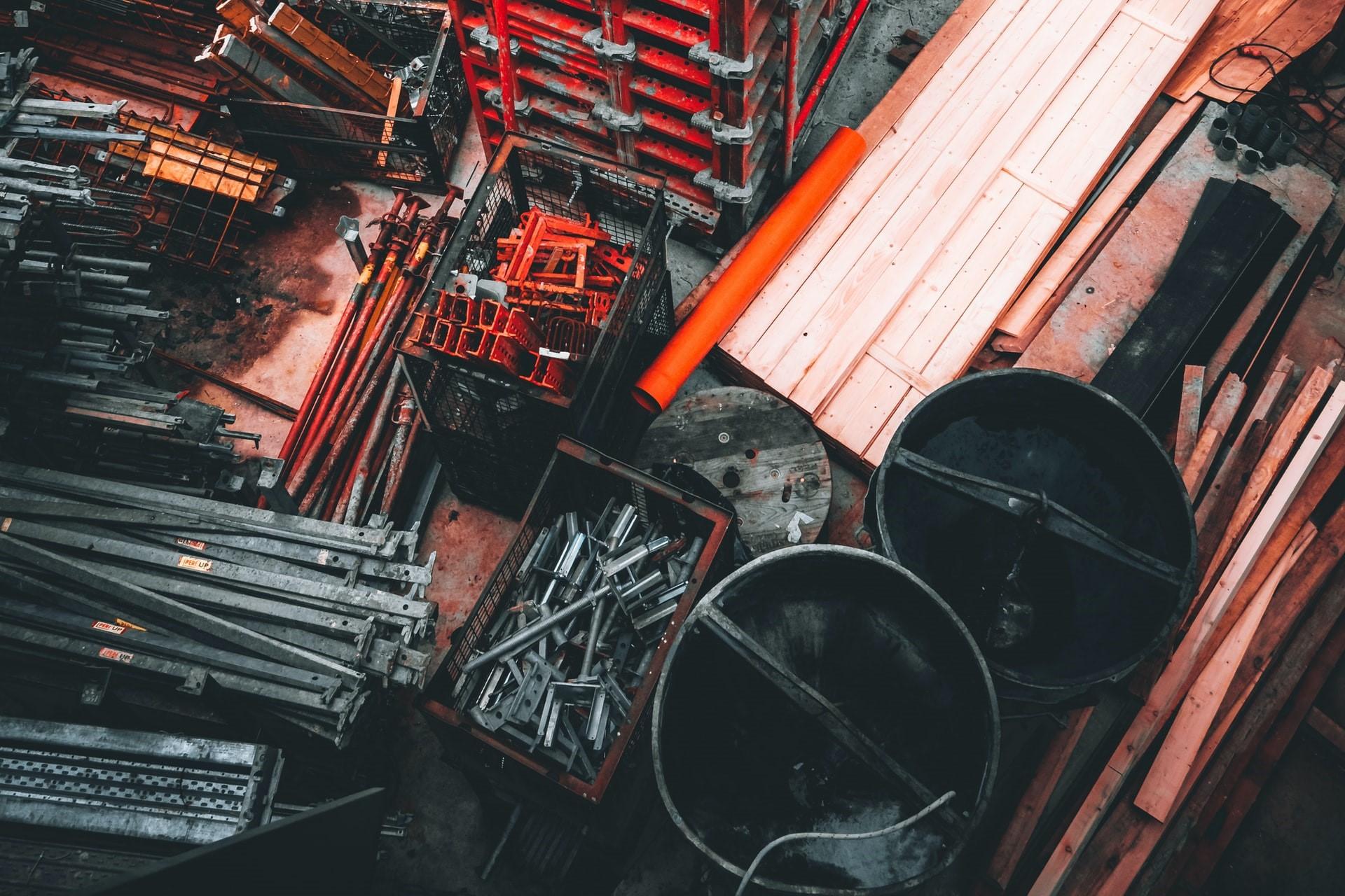 建設資材・設備のコーポレートサイト