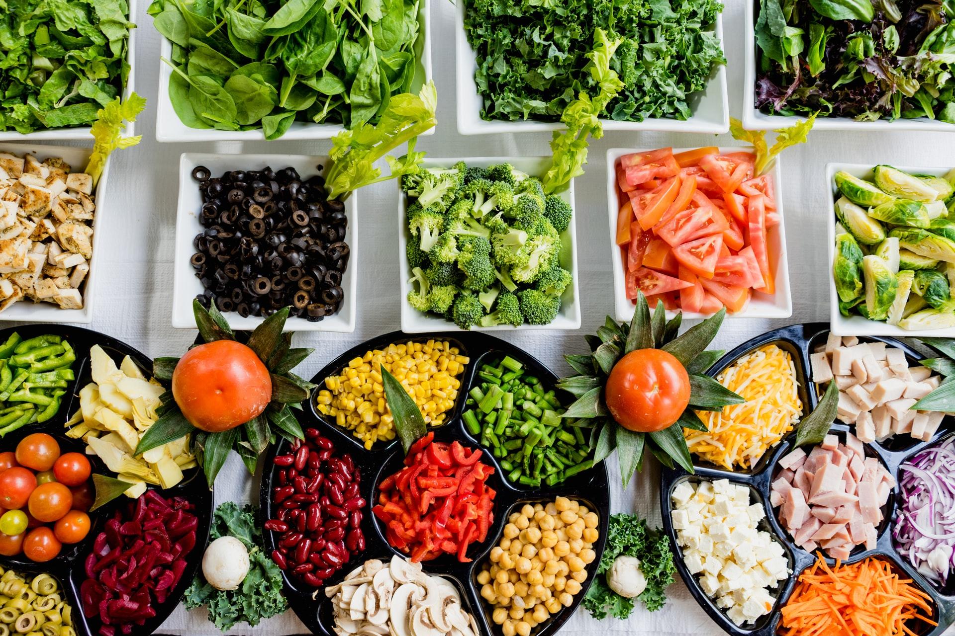 食品業種のコーポレートサイト一覧