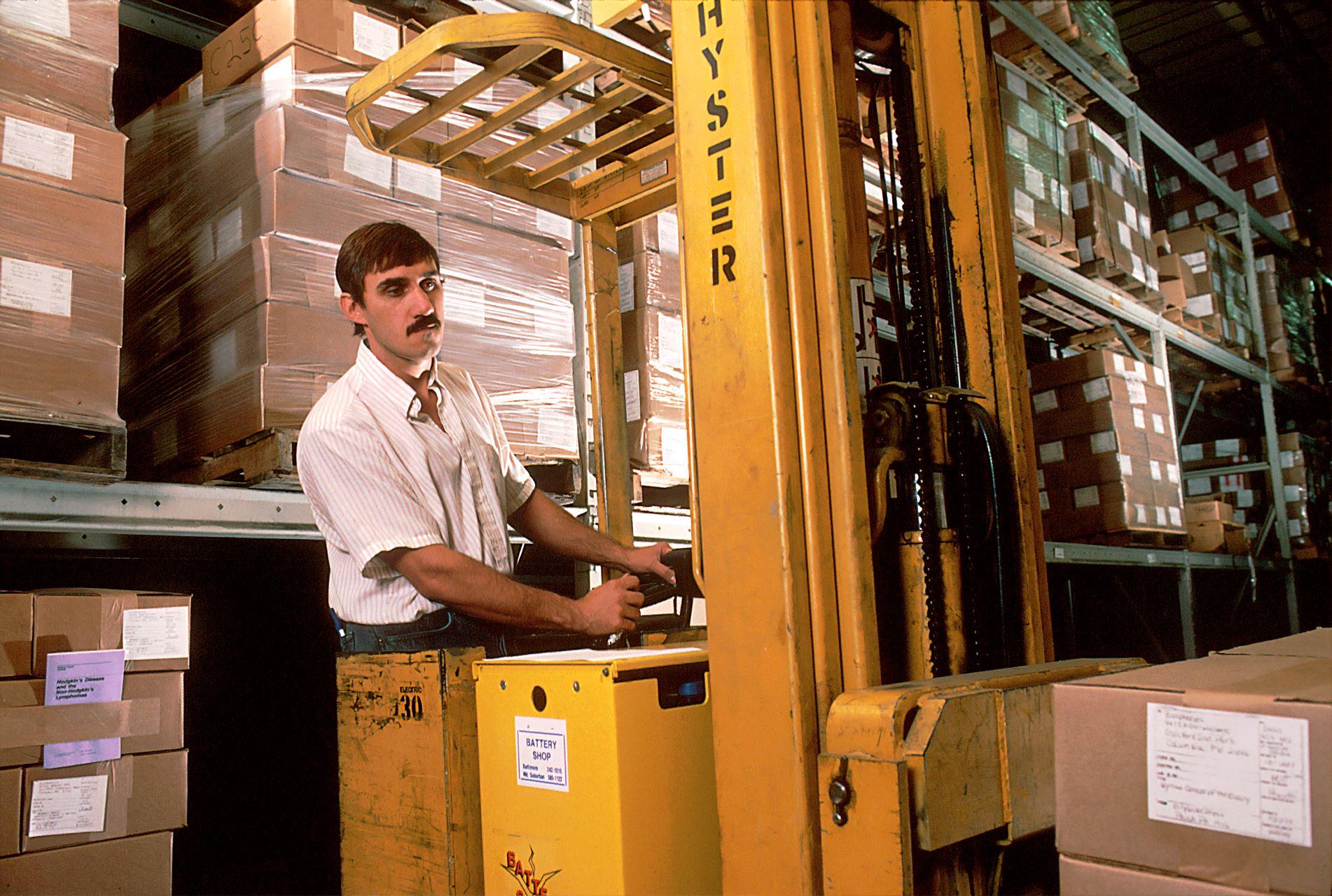 倉庫営業(Warehousing) - ビジネスモデル体系