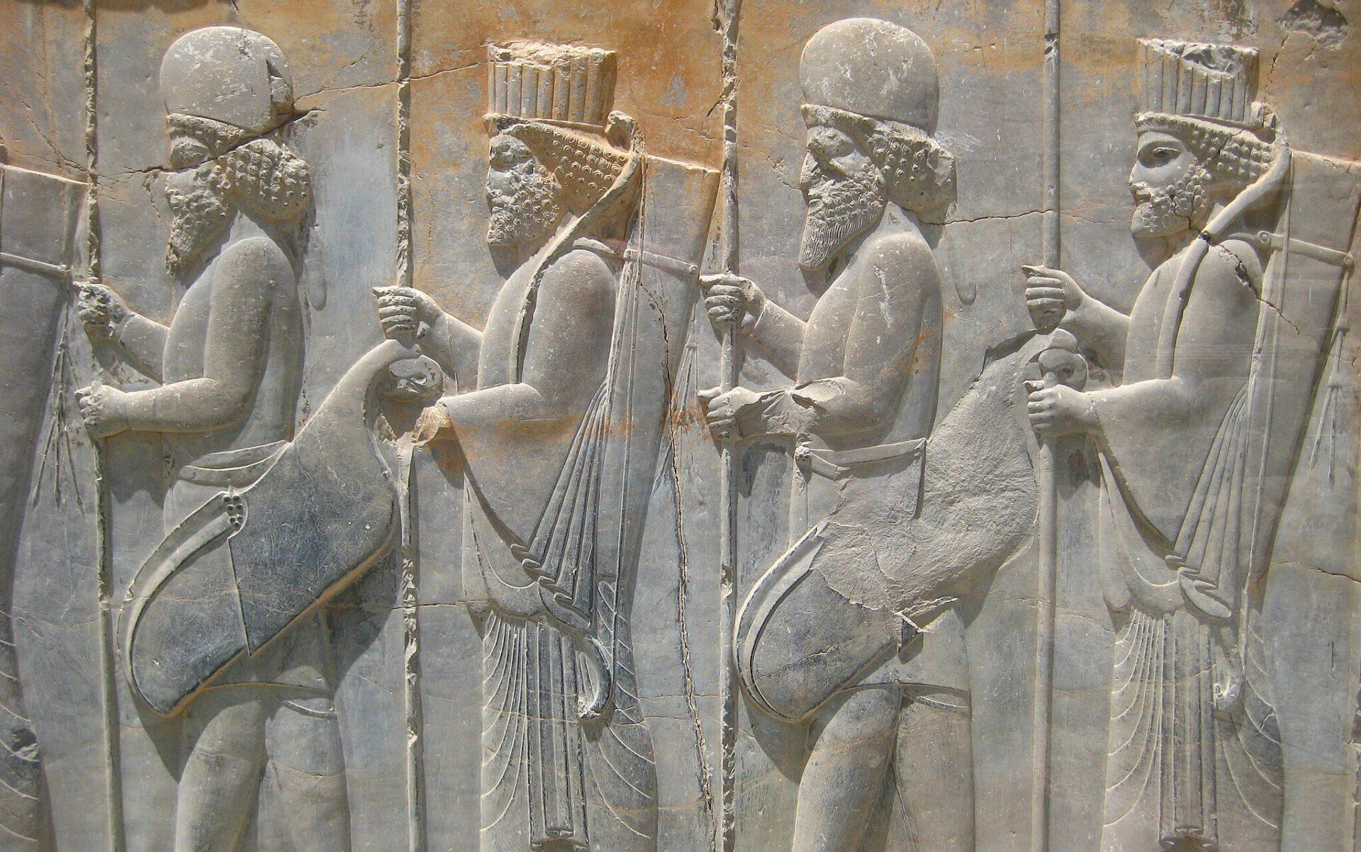 世界史年表 世紀別/地域別(紀元前6世紀)