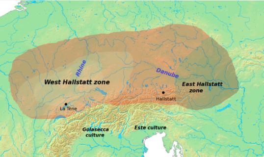 ハルシュタット文化